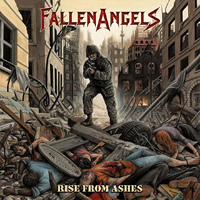 Fallen Angels (USA) - Rise From Ashes