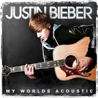 Bieber, Justin - My Worlds Acoustic