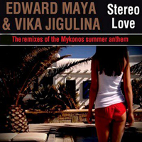 Maya, Edward - Stereo Love (Split)