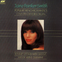 Parker-Smith, Jane - Jane Parker-Smith play popular French Romantic's for organ