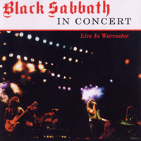 Black Sabbath - Live In Worcester (Centrum, Worcester, MA, USA - November 4, 1983) (Split)