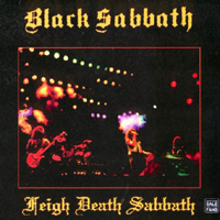 Black Sabbath - Feigh Death Sabbath (CD 1: Stadhalle, Offenbach, Germany, September 18, 1983)