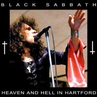 Black Sabbath - Heaven and Hell in Hartford (Civic Center, Hartford, CT, 08-10-1980)