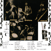 Black Sabbath - Bitch (Johanneshovs Isstadion, Stockholm, Sweden - August 19, 1983: CD 2) (Split)