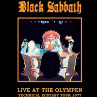 Black Sabbath - Live at the Olympen (