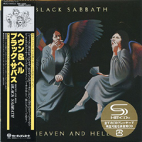 Black Sabbath - Heaven And Hell (Japanese Deluxe Limited Edition: CD 1)