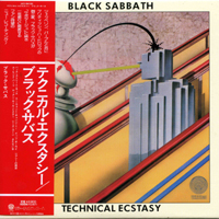 Black Sabbath - Technical Ecstasy (Japan Remastered 1976)
