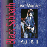 Black Sabbath - 1981.01.20 - Live Murder, Act I (Hammersmith Odeon, London)