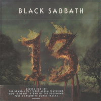 Black Sabbath - 13 (Deluxe Edition: Bonus CD)