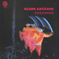 Black Sabbath - Paranoid (Japan Paper Sleeve Collection)(Remastered 1970)