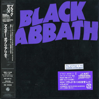 Black Sabbath - Master Of Reality (Japan Paper Sleeve Collection)(Remastered 1971)