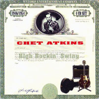 Atkins, Chet - Chet Atkins - High Rockin' Swing (CD 3)