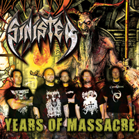 Sinister (NLD) - Years of Massacre (digital-only release)