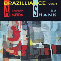 Almeida, Laurindo - Brazilliance, Vol. 1 (split)