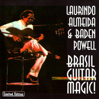Almeida, Laurindo - Brasil Guitar Magic! - The Gold Collection