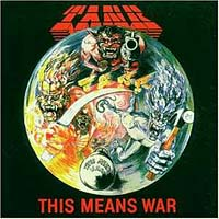 Tank (GBR) - This Means War (Reissue 2008)