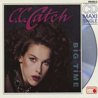 C.C. Catch - Big Time (Single)