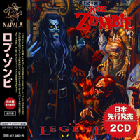 Rob Zombie - I Am Legend (Japanese Edition) (CD 2)