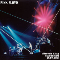 Pink Floyd - 1988.07.28 - Delusions Of Maturity - Stadium du Nord, Villeneuve D'Ascq, Lille, France (CD 1)