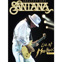 Santana, Carlos - Greatest Hits: Live at Montreux 2011 (DVD-A 01)