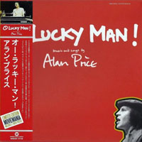 Price, Alan - O Lucky Man (Japan, 2009)