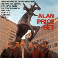 Price, Alan - French 60s EP & SP Collection