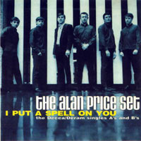 Price, Alan - I Put A Spell On You (The Decca-Deram Singles A's and B's)