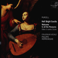 Collegium Vocale - Purcell: Odes For Saint Cecilia's Day (Hail! Bright Cecilia! & Welcome To All The Pleasures