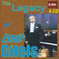 Gilels, Emil - The Legacy Of Emil Gilels (CD 6)