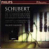 Haebler, Ingrid - Complete Schubert's Works for Piano Solo (CD 3)