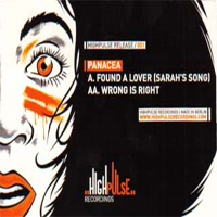 Mootz, Mathis - Found A Lover / Wrong Is Right