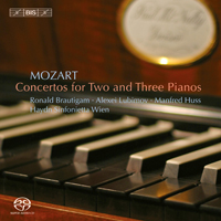 Brautigam, Ronald - Mozart: Concertos for 2 & 3 Pianos and Orchestra (feat. Manfred Huss & Haydn Simfonietta Wien)