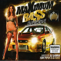 Ministry Of Sound (CD series) - Ministry Of Sound: Maximum Bass Overdrive (CD 2)