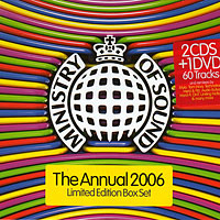 Ministry Of Sound (CD series) - Ministry Of Sound - The Annual 2006 (CD1)