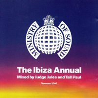 Ministry Of Sound (CD series) - The Ibiza Annual - Summer 2000 (CD 1)