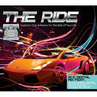 Ministry Of Sound (CD series) - Ministry Of Sound - The Ride (CD 2)