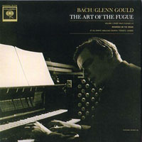 Gould, Glenn - Complete Original Jacket Collection, Vol. 13 (J.S. Bach - The Art of the Fugue, BWV 1080, Vol. I)