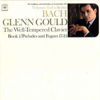 Gould, Glenn - Complete Original Jacket Collection, Vol. 21 (J.S. Bach - The Well Tempered Clavier, Book I)