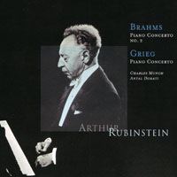 Rubinstein, Artur - The Rubinstein Collection, Limited Edition (Vol. 22) Brahms, Grieg