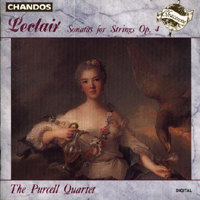 Purcell Quartet - Sonatas For Strings Op. 4