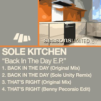 Sole Kitchen - Back in the Day (EP)