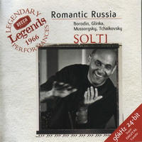 Georg Solti - Romantic Russia