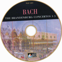 Forever Classics (CD Series) - Forever Classics - (CD 1) - Bach