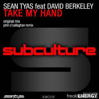 Tyas, Sean - Sean Tyas feat. David Berkeley - Take my hand  (Single)