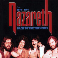 Nazareth - Back To The Trenches: Live, 1972-84 (CD 2)