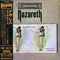Nazareth - Air Mail Records Box-Set - Digital 24bit Remastered (CD 02: Exercises, 1971)