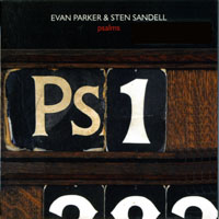 Parker, Evan - Psalms