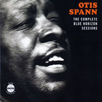Spann, Otis - The Complete Blue Horizon Sessions (CD 1)