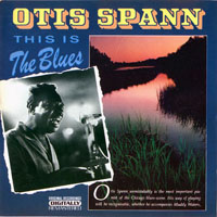Spann, Otis - This Is The Blues