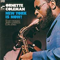 Coleman, Ornette - New York Is Now